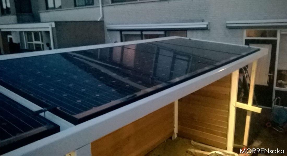 Zeer MORRENsolar - uw maatwerk fabrikant van constructies met zonnepanelen &YY57