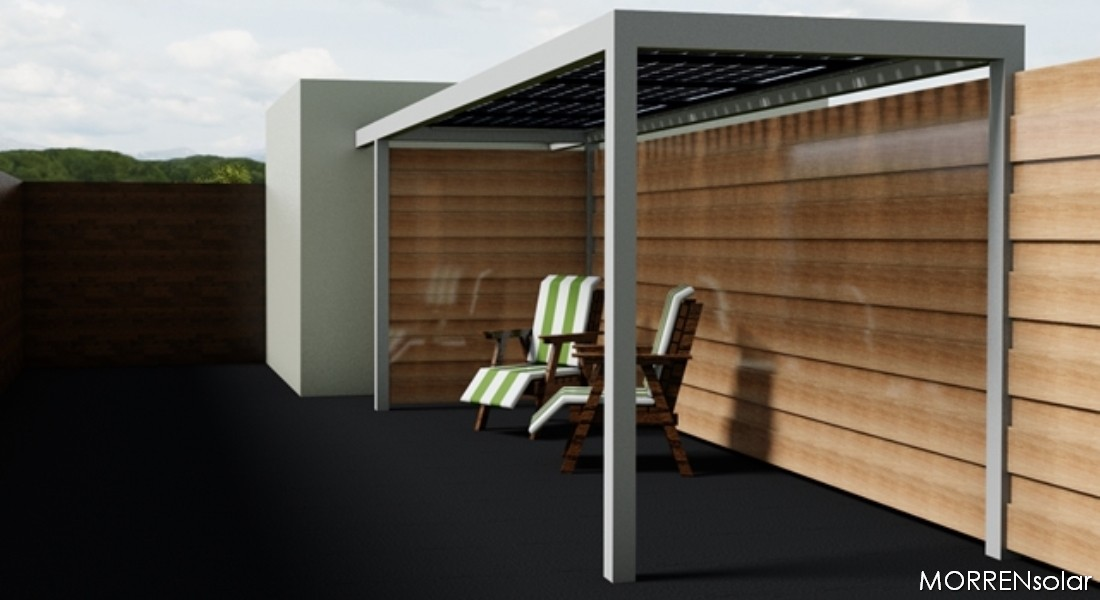 Vaak MORRENsolar - uw maatwerk fabrikant van constructies met zonnepanelen &IN75