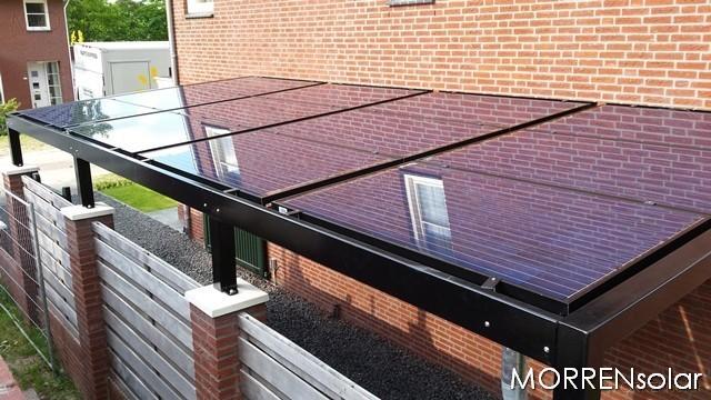 solar carport zonnepanelen vlijmen